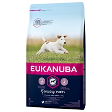 Eukanuba Growing Puppy Small 3 kg